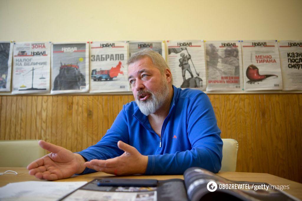 Дмитро Муратов