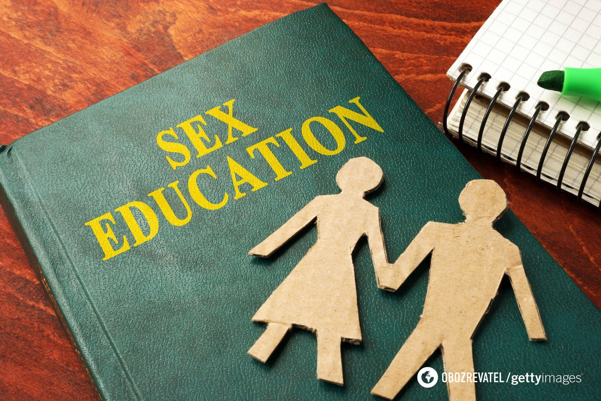 В школах Великобритании сексуальным воспитанием начинают понемногу заниматься и в начальных школах