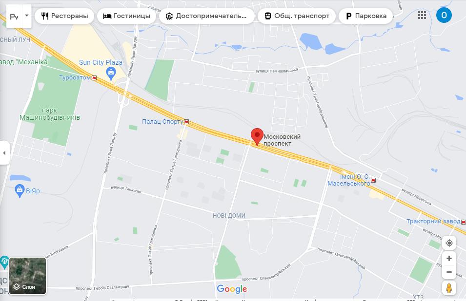 Трагедия произошла на Московском проспекте