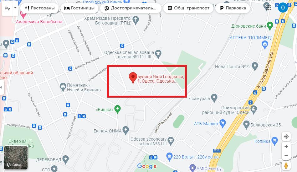 ЧП произошло в Суворовском районе