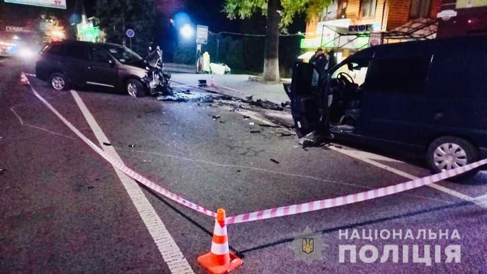 По данным полиции, Мироняк был в нетрезвом состоянии
