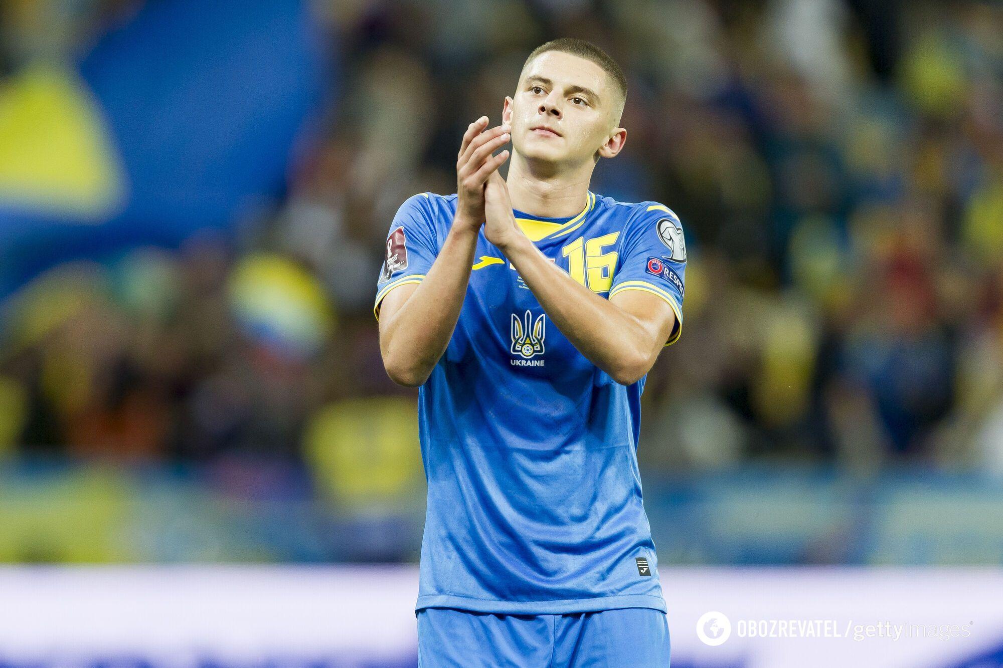 Украина – Босния и Герцеговина: онлайн видео голов отбора на ЧМ-2022