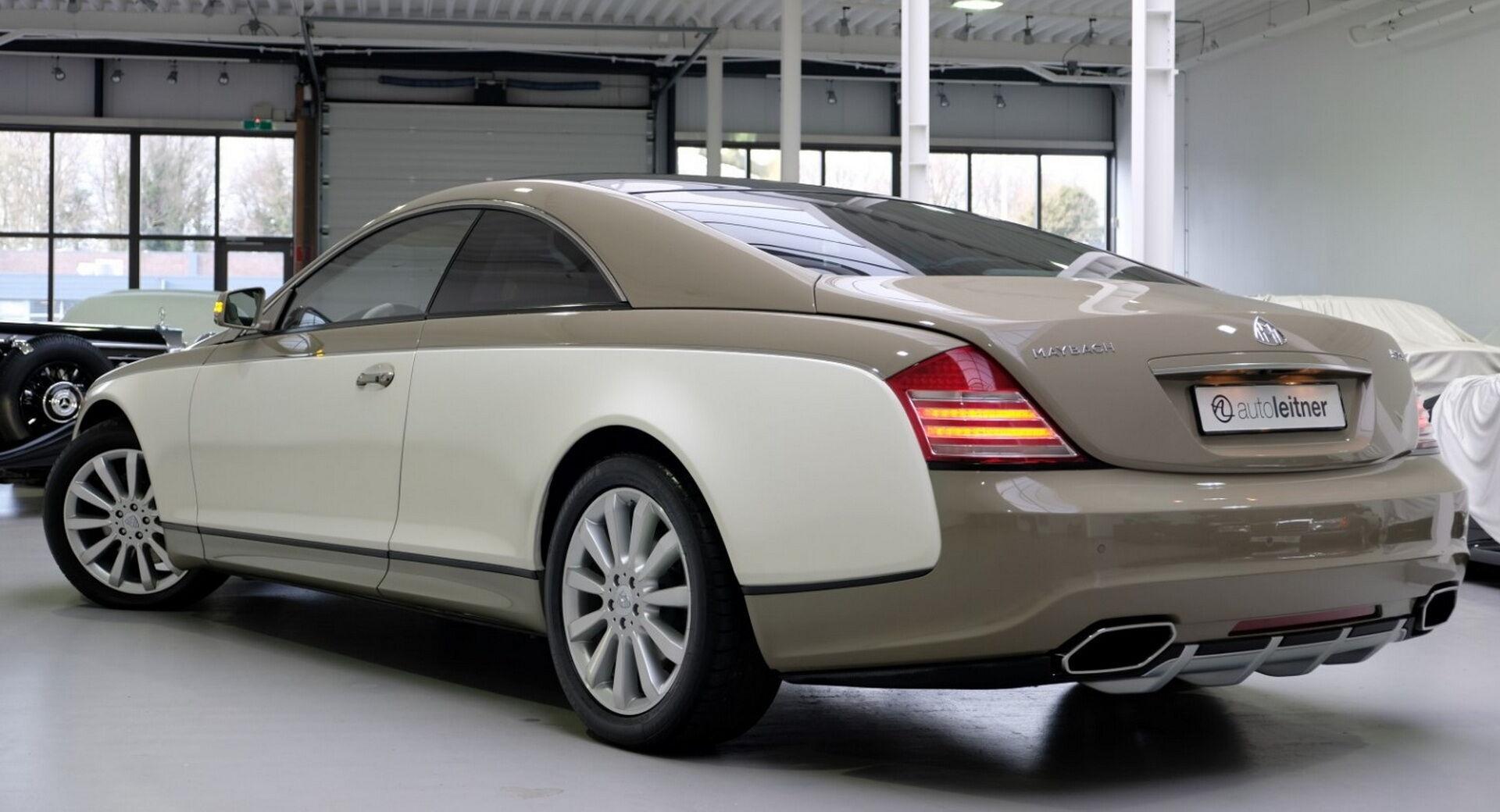 Сегодня за Xenatec Maybach 57S Coupe просят 961950 евро с учетом местных налогов, что составляет $1,16 млн с учетом нынешнего обменного курса