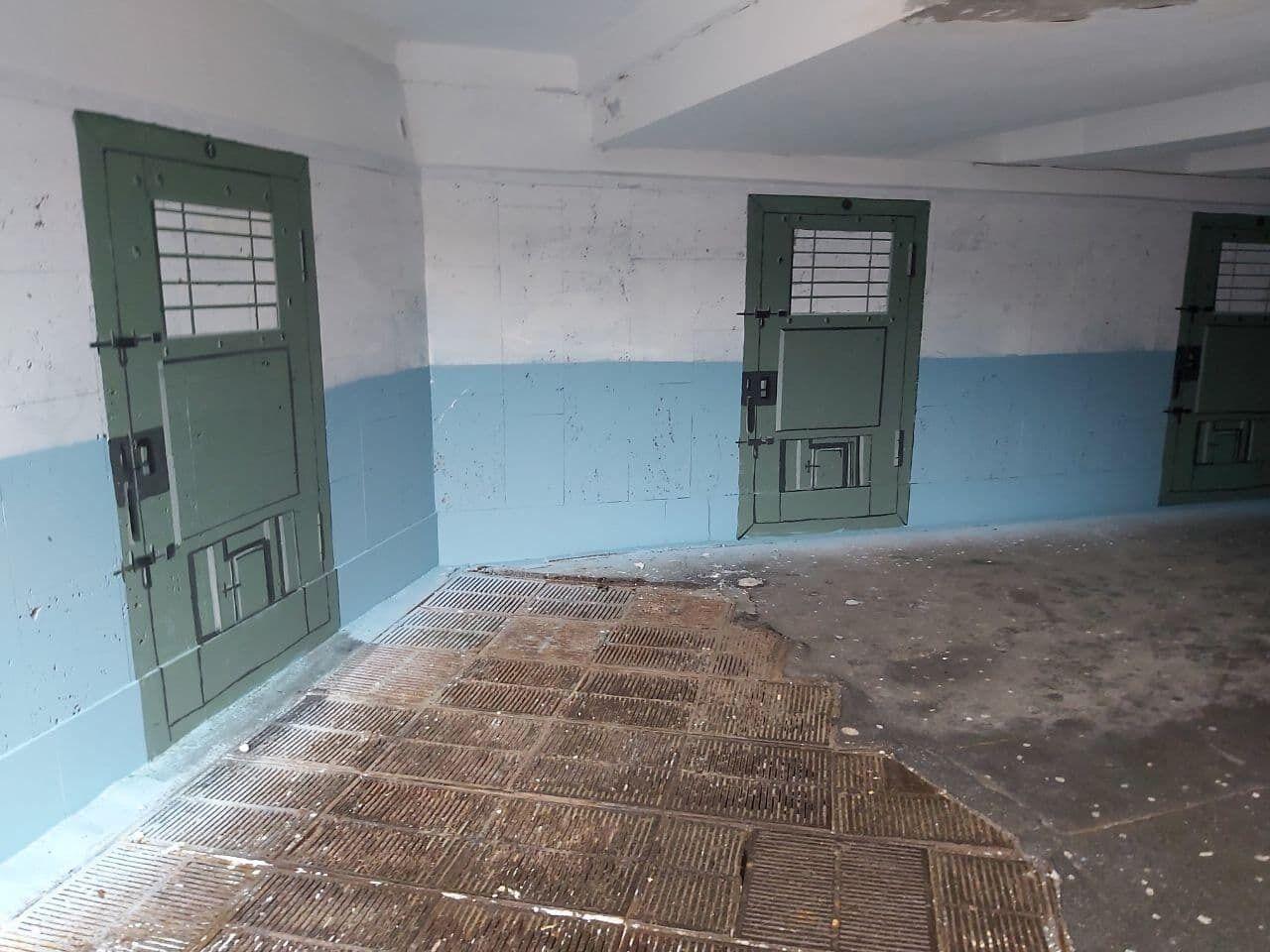 Арт-об'єкт на підтримку політв'язнів