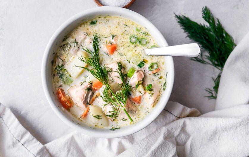 Калакейтто фінський суп