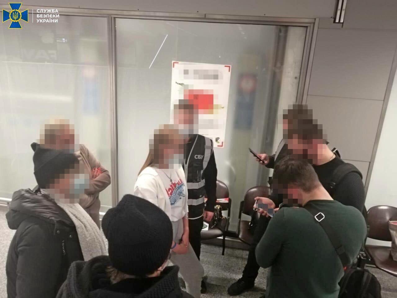 СБУ задержала в Киеве одну из ключевых фигуранток дела