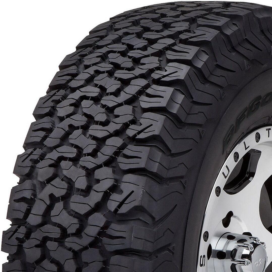 При разработке новинки конструкторы вдохновлялись рисунком протектора шины BFGoodrich All-Terrain T/A KO2