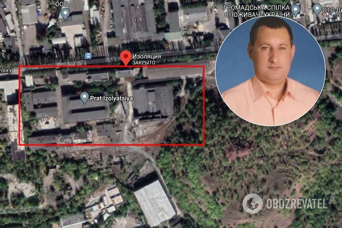 """Денис Куликовский """"Палыч"""" был главным палачом тюрьмы """"Изоляция"""""""