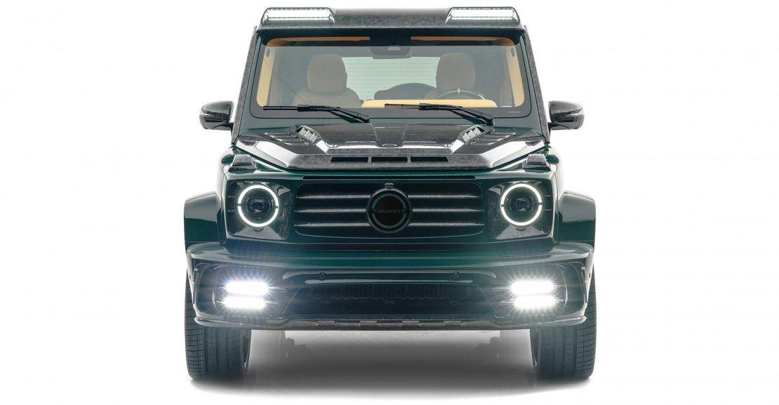 Тюнингованный Mercedes-AMG G63