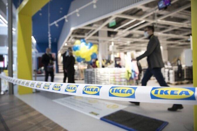 Открытие IKEA очень важно на фоне сложной ситуации с бизнесом во время пандемии
