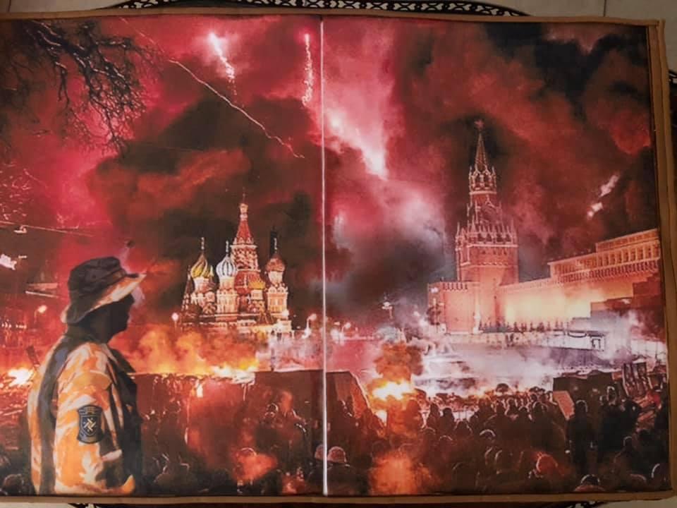Руїни Кремля