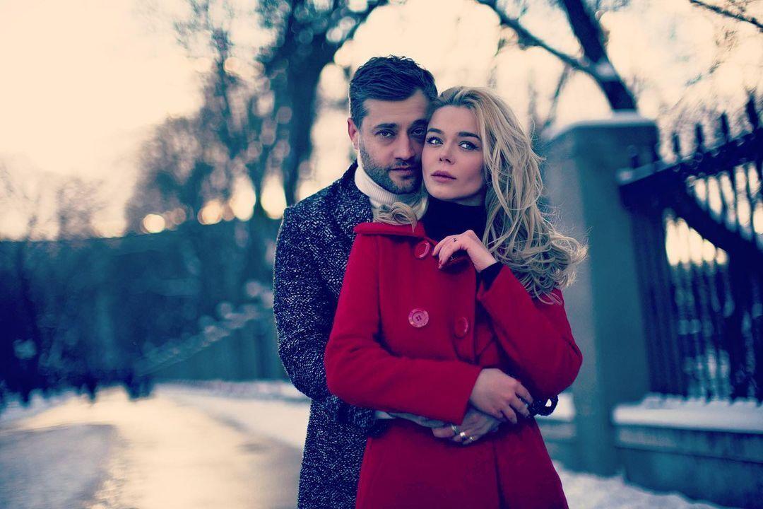 Роман Полянский и Алина Гросу
