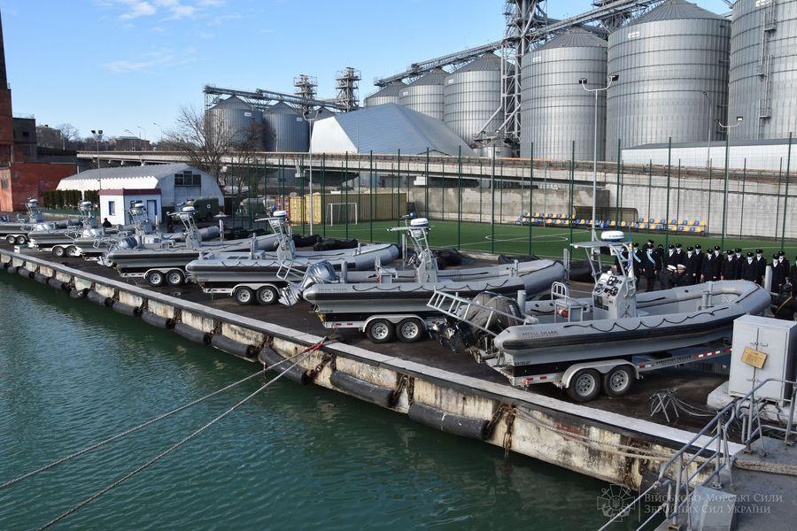 Американские лодки