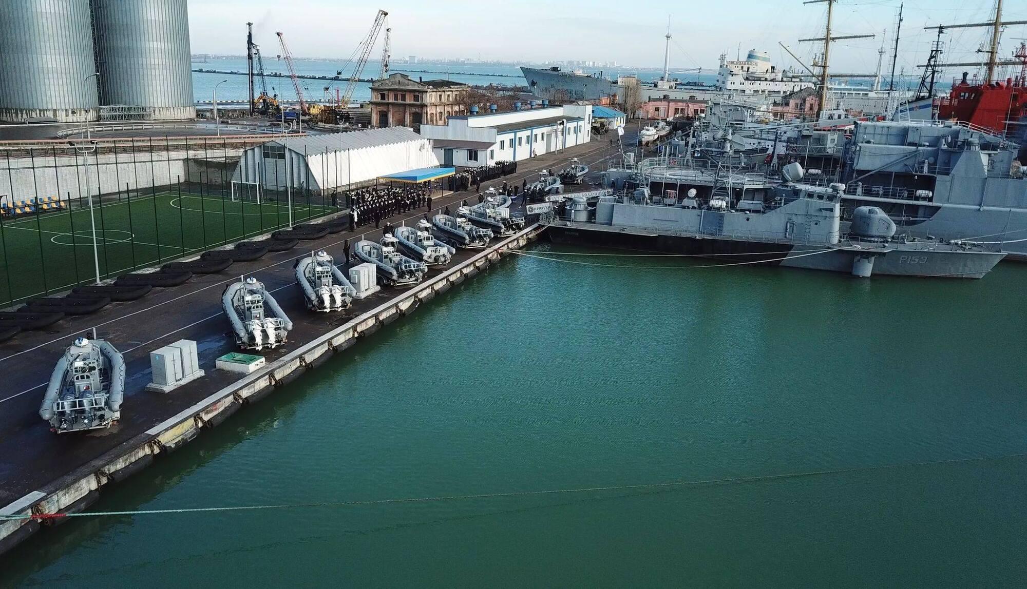 """Военно-морская база """"Юг"""""""
