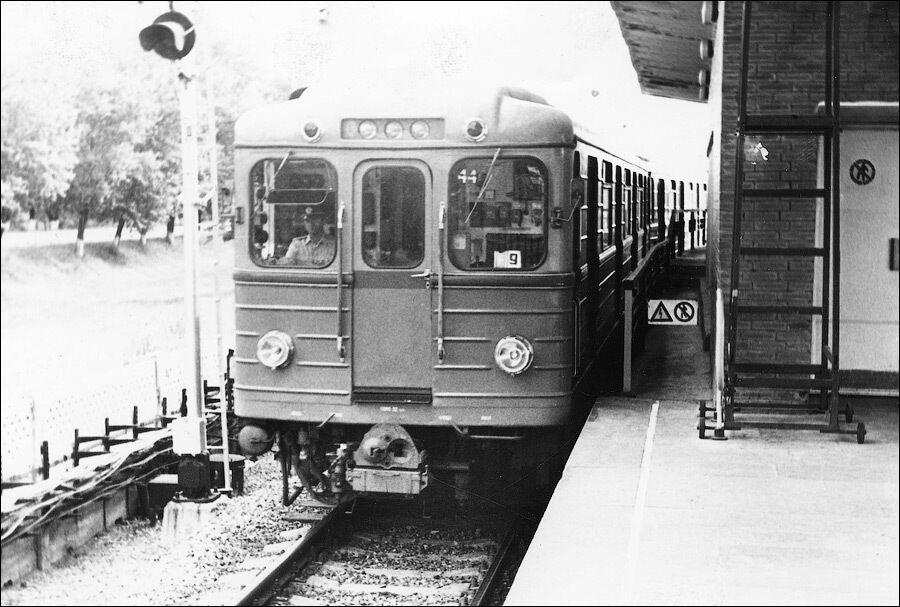 Выход поезда из под оборота