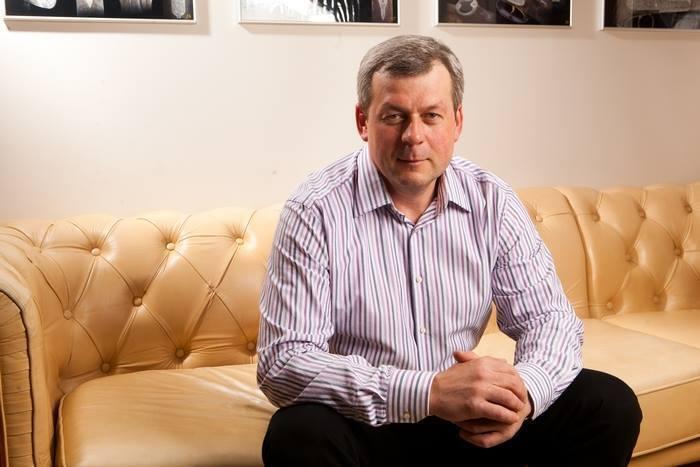 Глава Ассоциации владельцев оружия Георгий Учайкин.