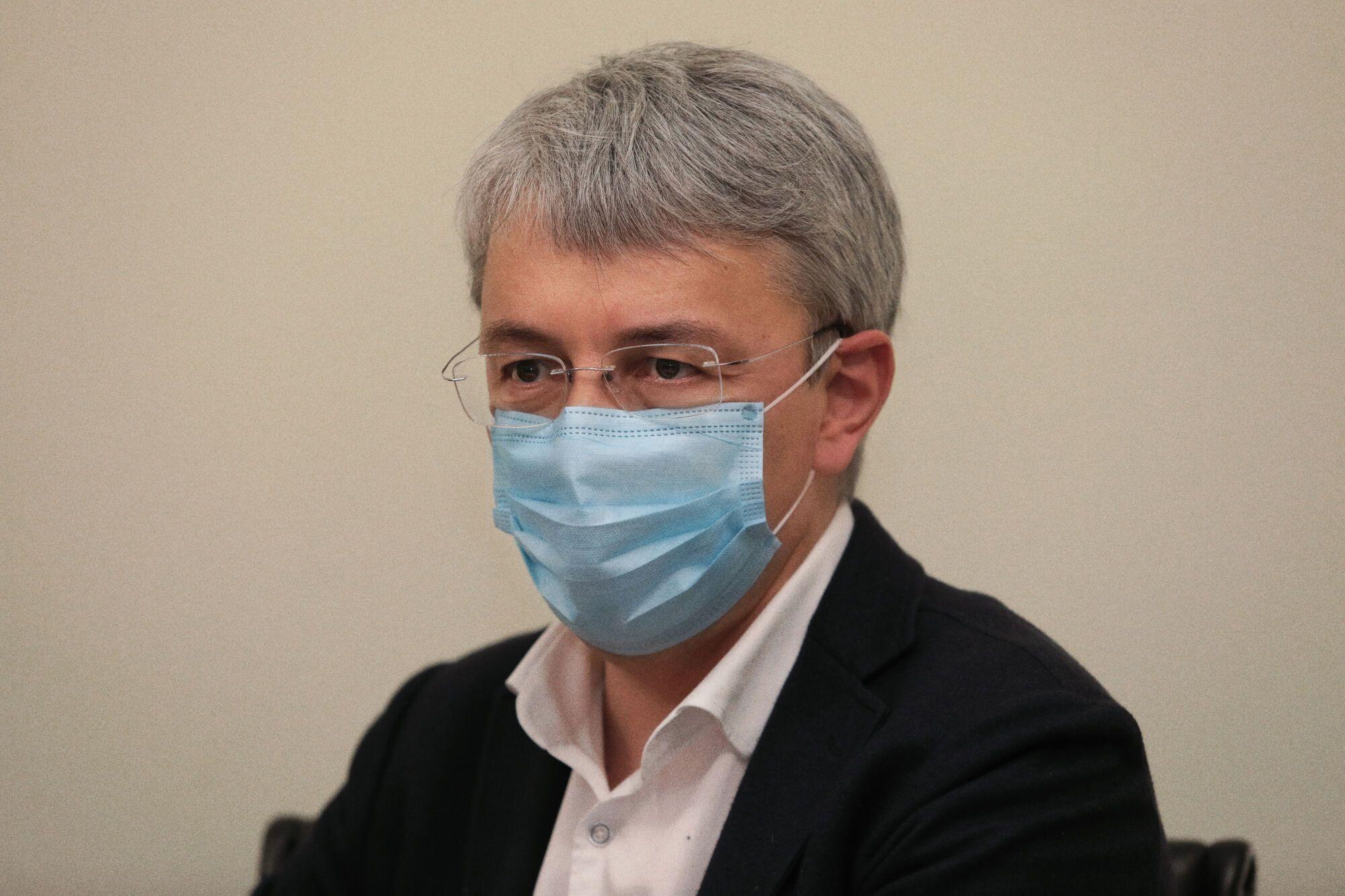 """Александр Ткаченко: культура – это """"мягкая сила"""", помогающая нам защищаться от внешней агрессии"""