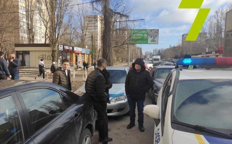 В Одессе напали на журналистов