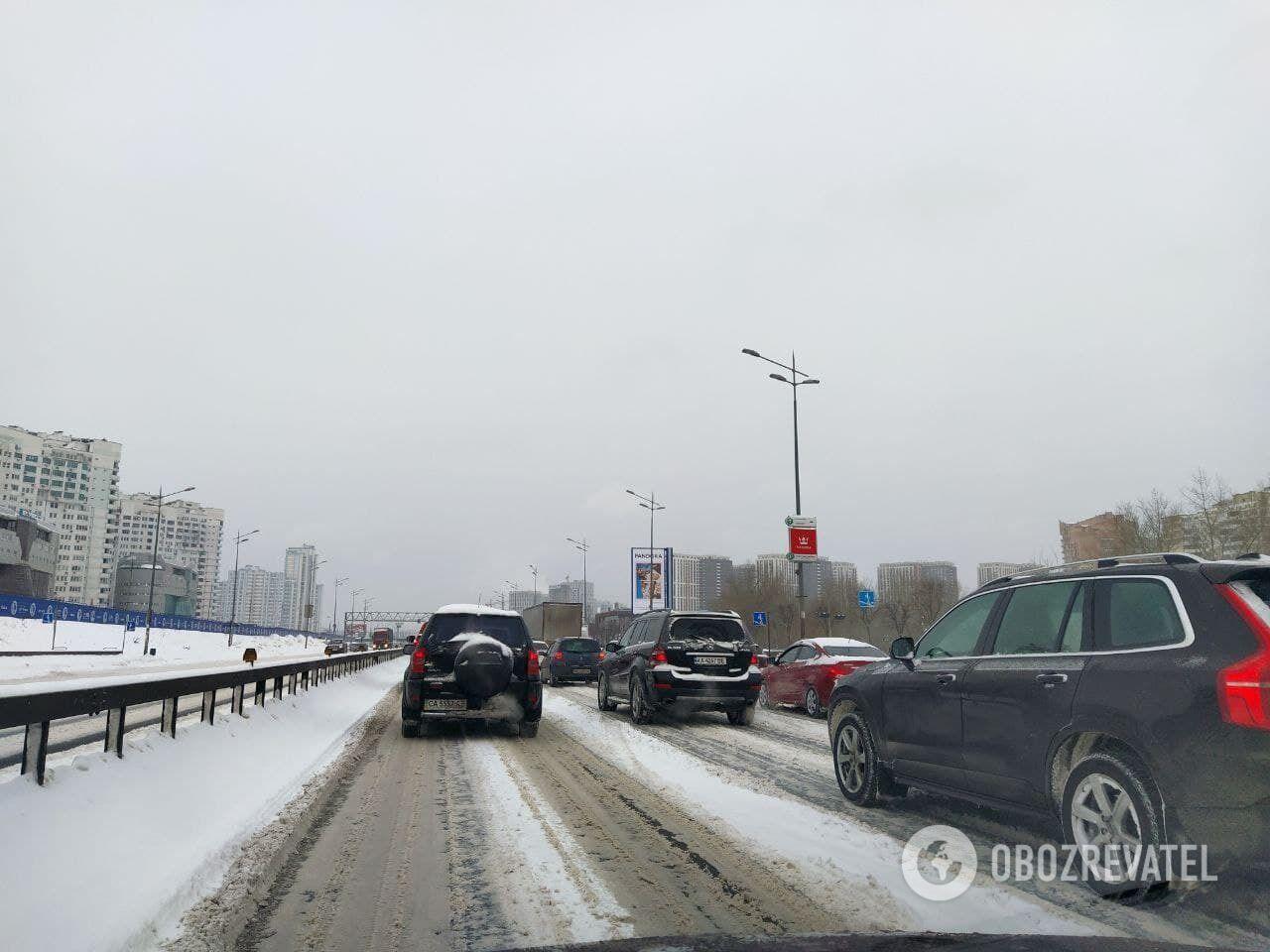 Проспект Николая Бажана