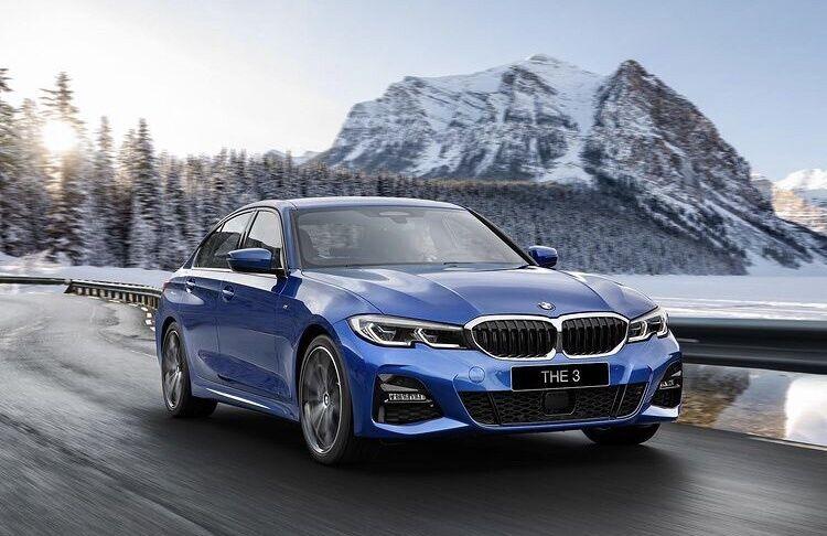 Приобретая кроссовер Х1, BMW 3 серии или BMW 5 серии, в качестве подарка вы получите дополнительный комплект зимних колес