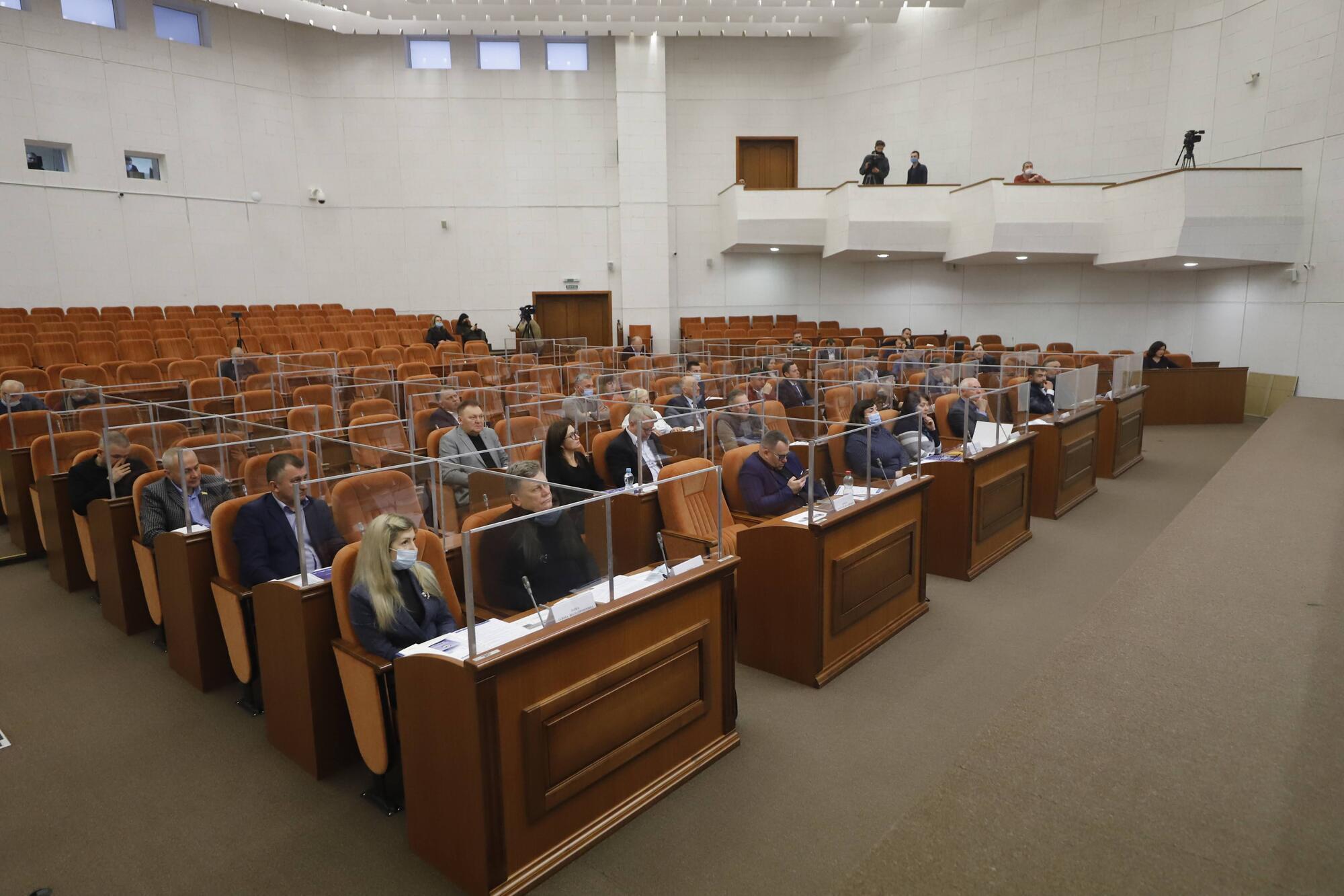 Борис Филатов был избран на должность председателя регионального отделения АГУ в Днепропетровской области