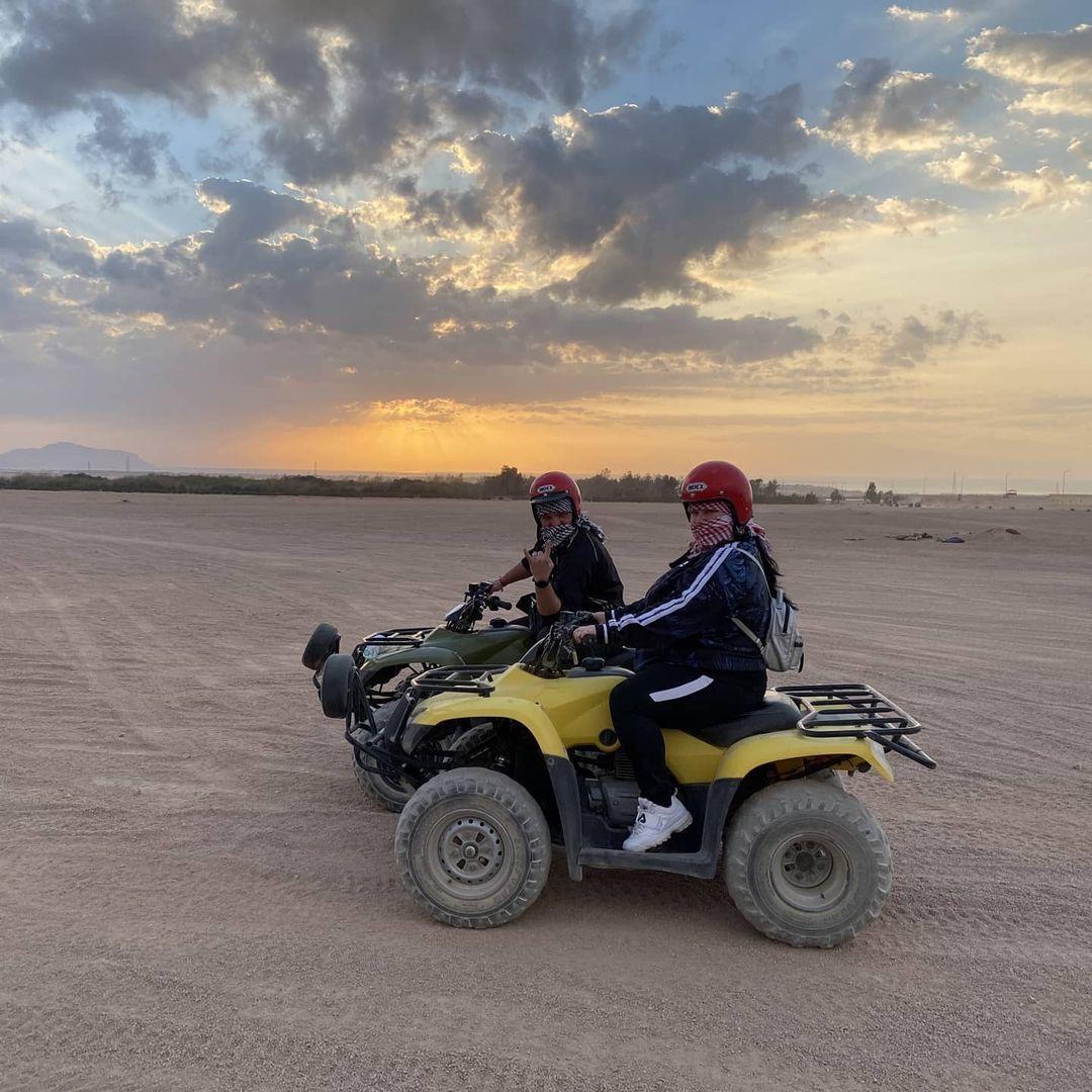 Alyona Alyona вирушила у відпустку до Єгипту