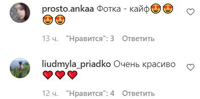 В сети восхитились фото Мишиной