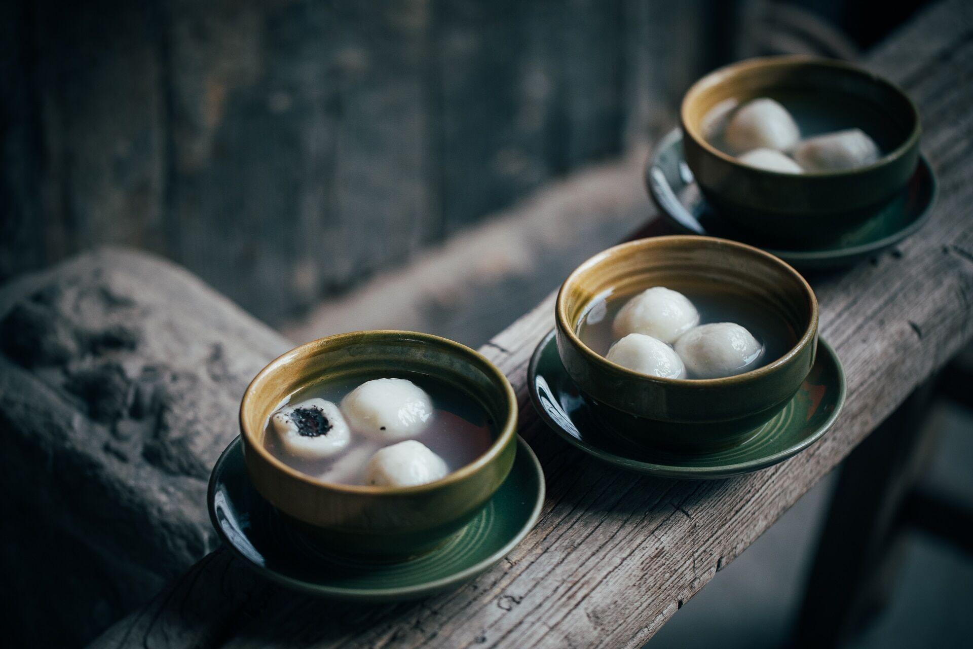 Рисовые шарики танъюань