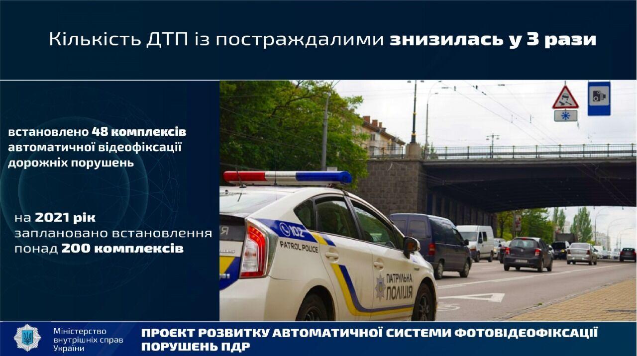 МВД будет продолжать повышать безопасность на дорогах.