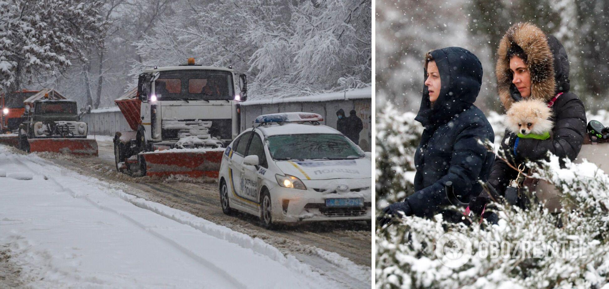 Незабаром в Україні почнеться полярне вторгнення, яке принесе дуже сильні морози
