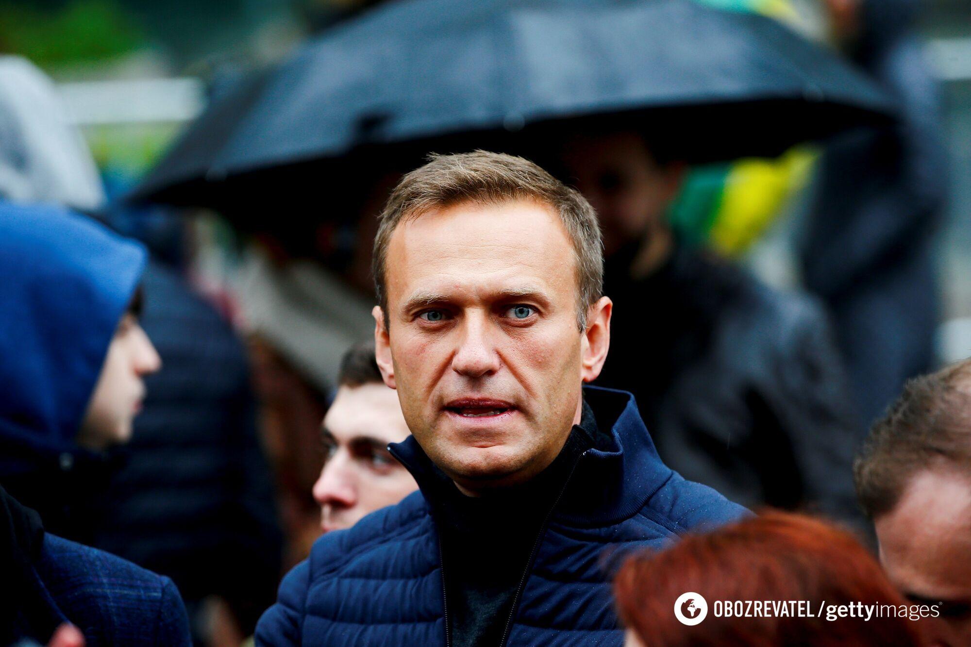 Условный Навальный не вернет Украине оккупированные территории.