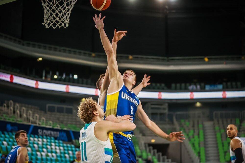 Украинцы досрочно вышли на Евробаскет-2022.