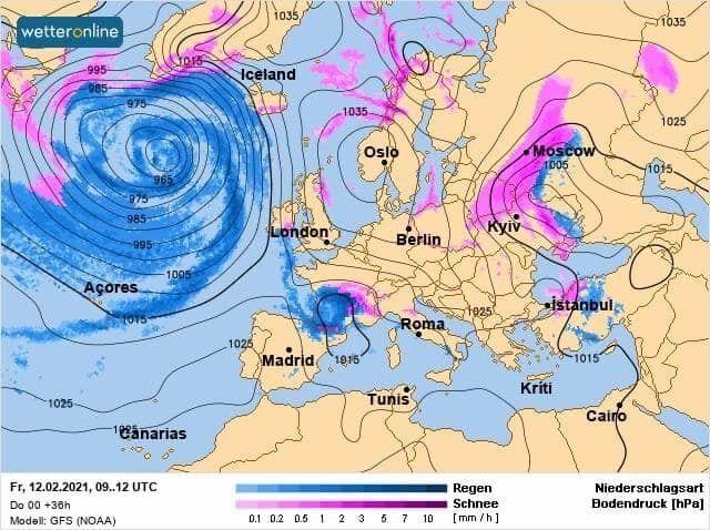 Синоптик предупредила об ухудшении погоды в Украине.
