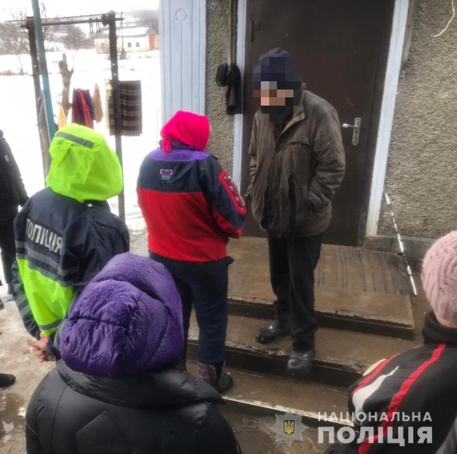 У поліції встановили особу шкуродера.