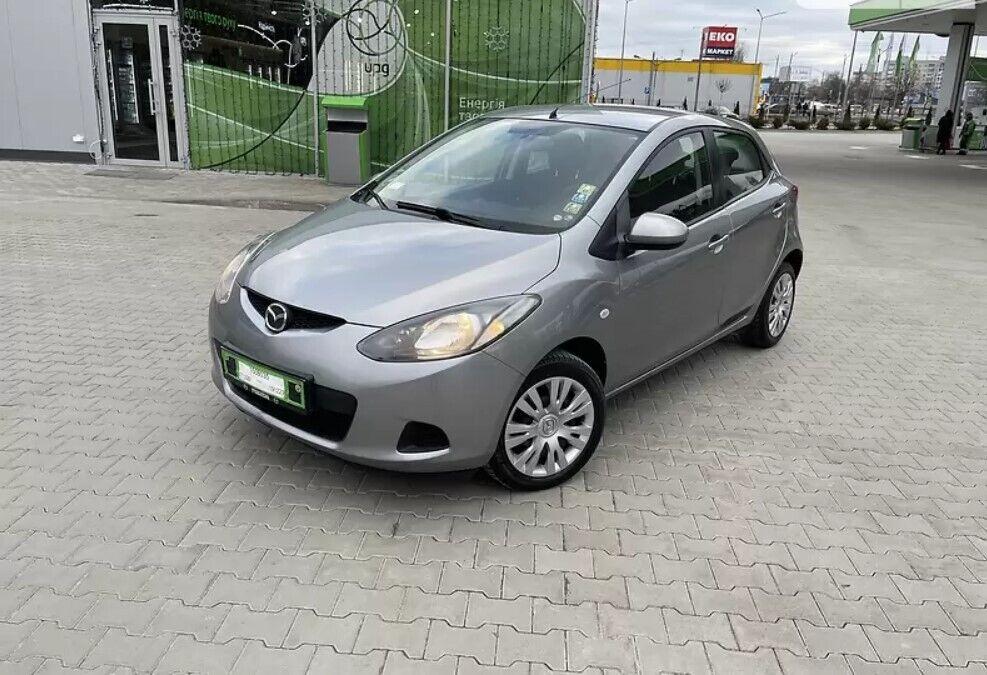Mazda 2 за 167 000 грн