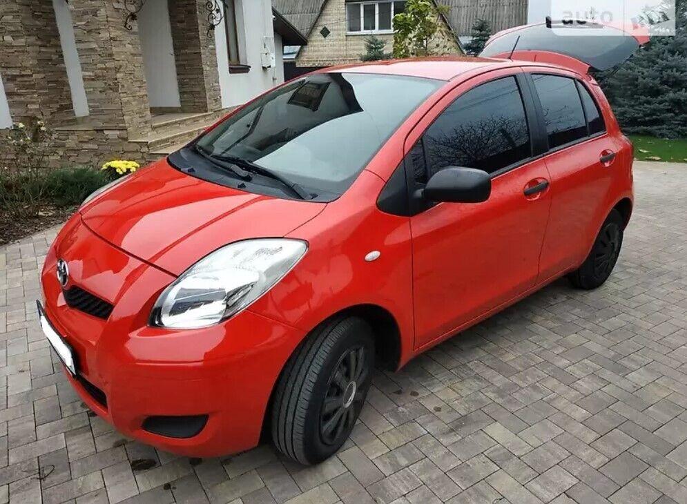 Toyota Yaris за 168 000 грн