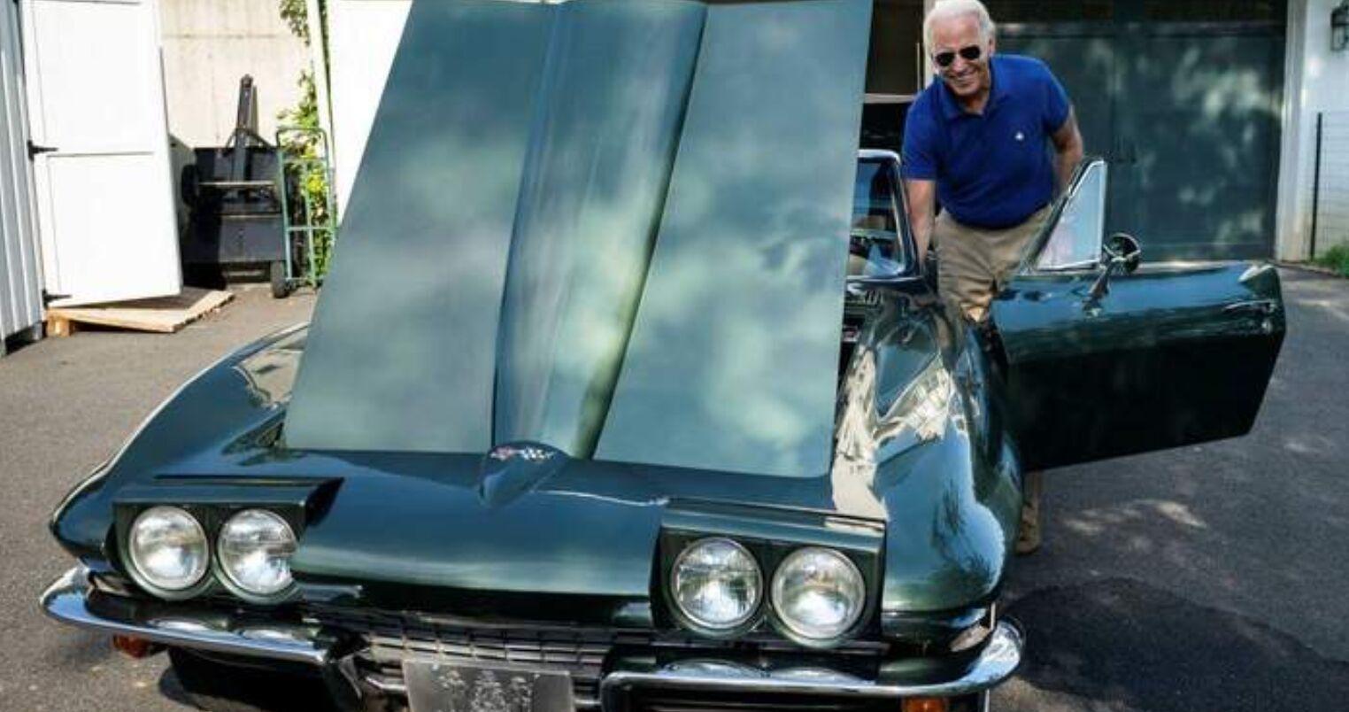 Corvette оснащений двигуном V8 на 5,3 літра і 300 коней, механічною КПП і навіть дисковими гальмами