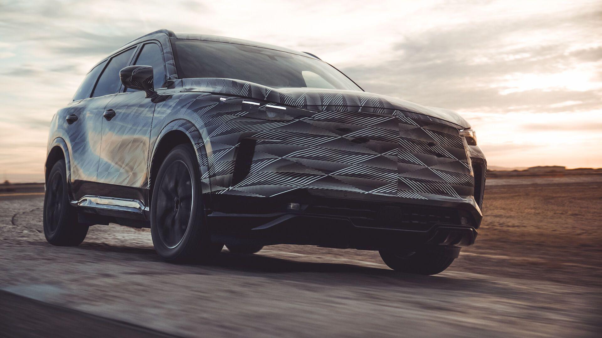 Автомобіль отримає у своє розпорядження 3,5-літровий бензиновий мотор V6