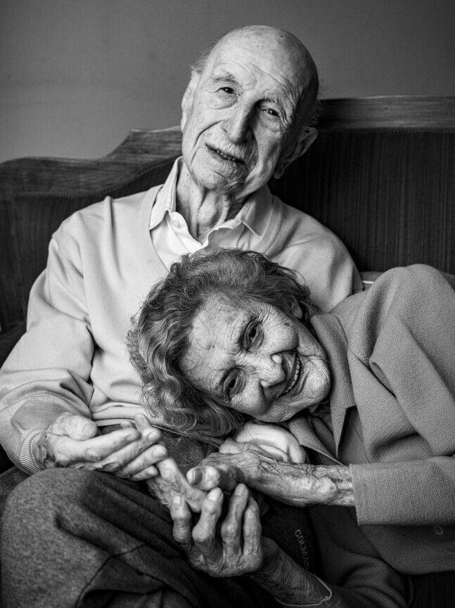 Марко и Мариса вместе вот уже 80 лет