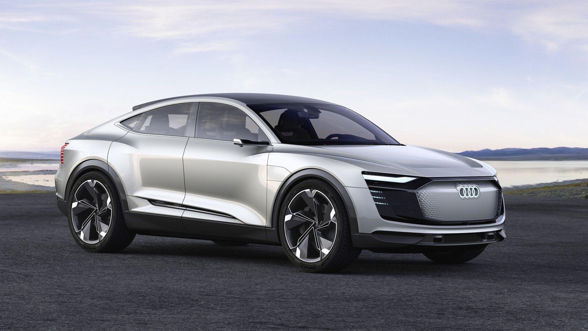Слідом дебютував Sportback Concept