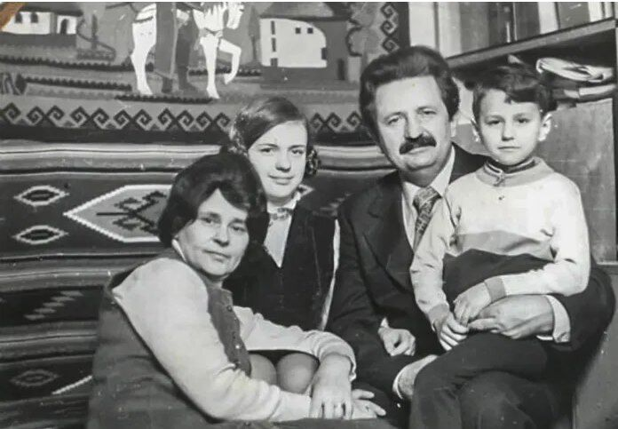 Семья Горынь