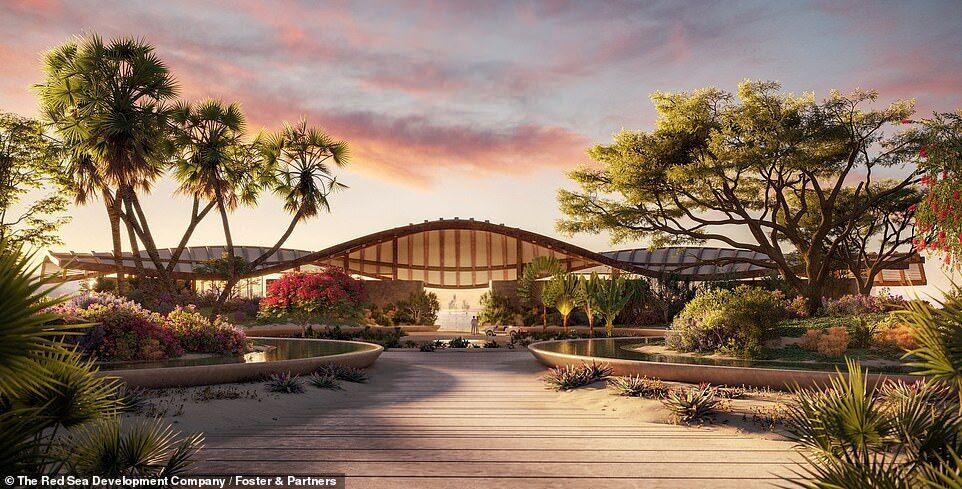 У Саудівській Аравії побудують новий курорт