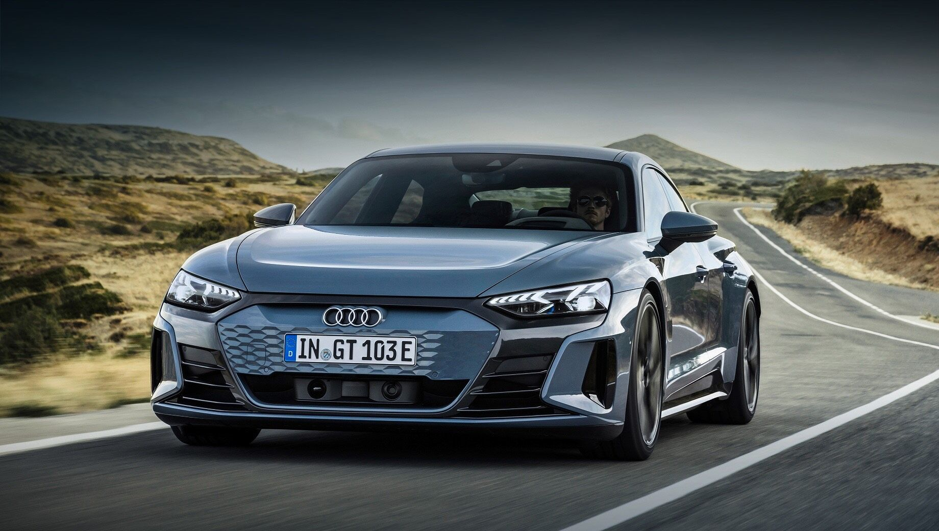 Audi e-tron GT – новий амбітний електрокар