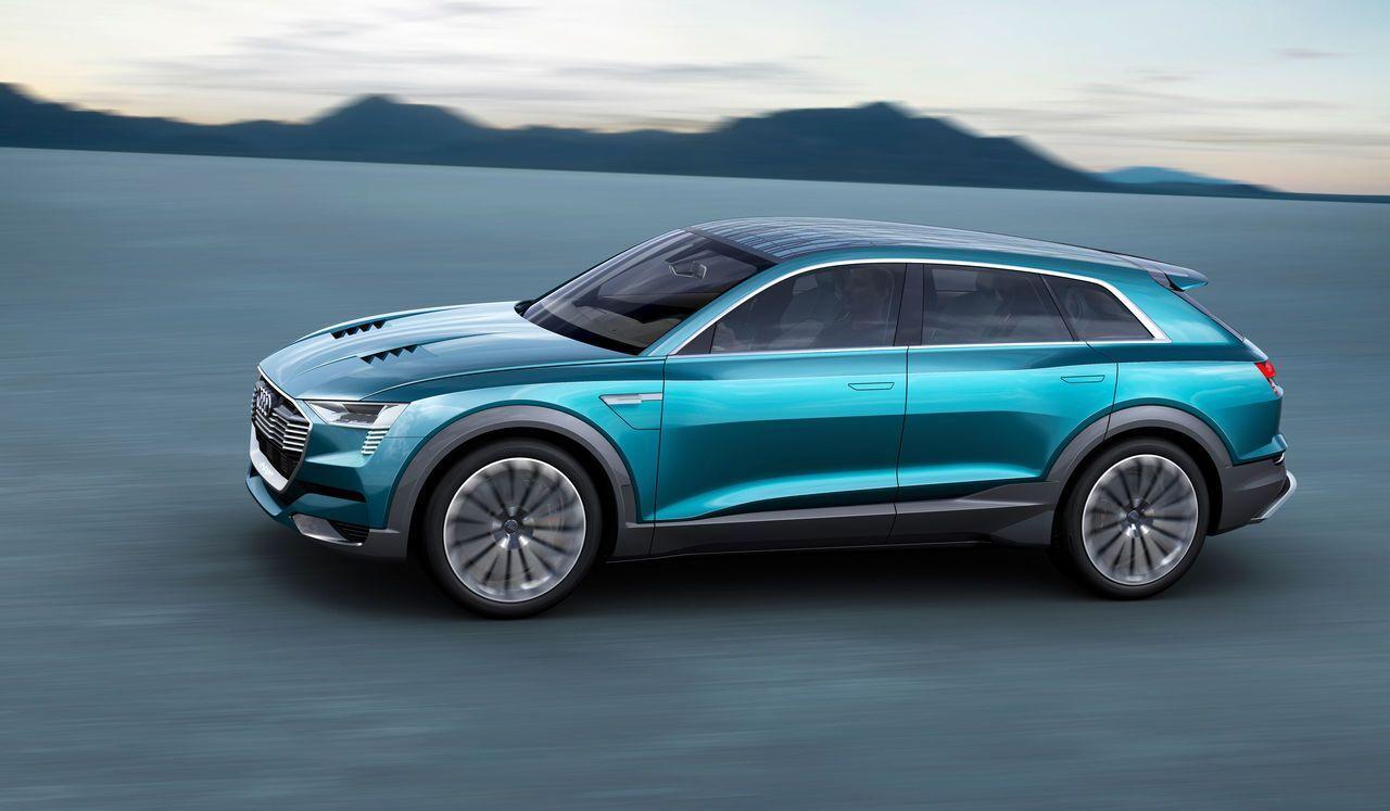 Audi e-tron quattro Concept показав реальні наміри компанії