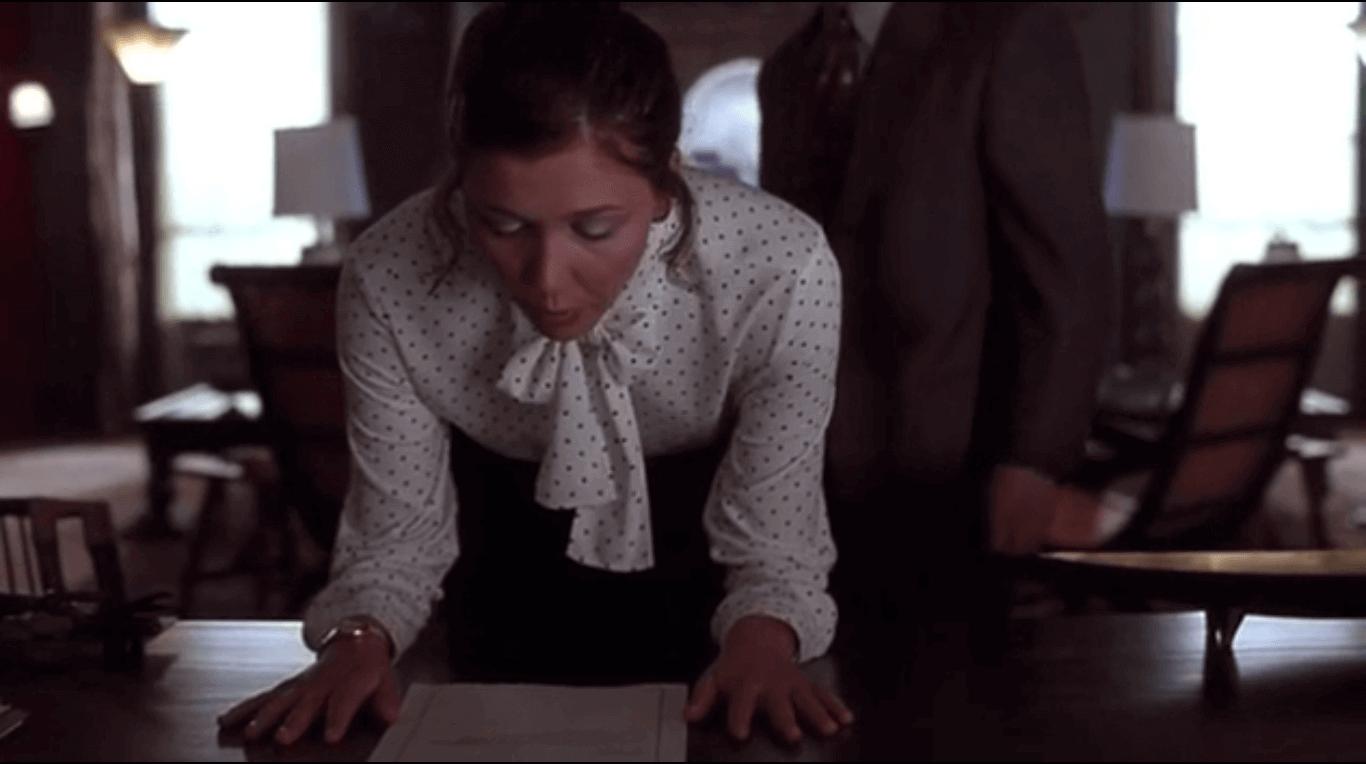 """Фільм """"Секретарка"""" показує жорсткі сексуальні відносини з босом"""