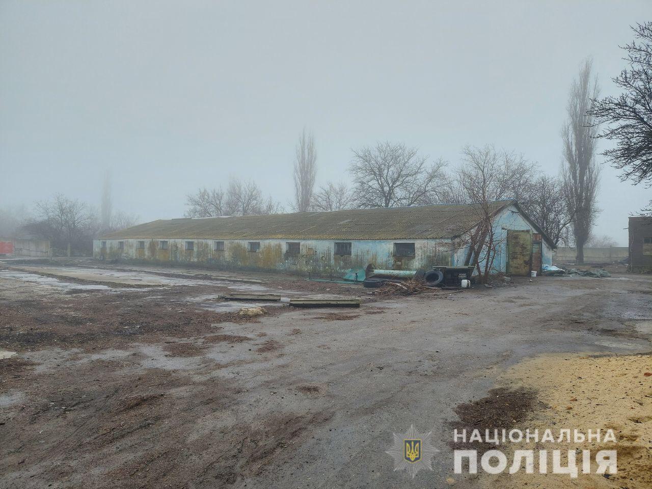 Свалку обнаружили в Киевской и Николаевской области.