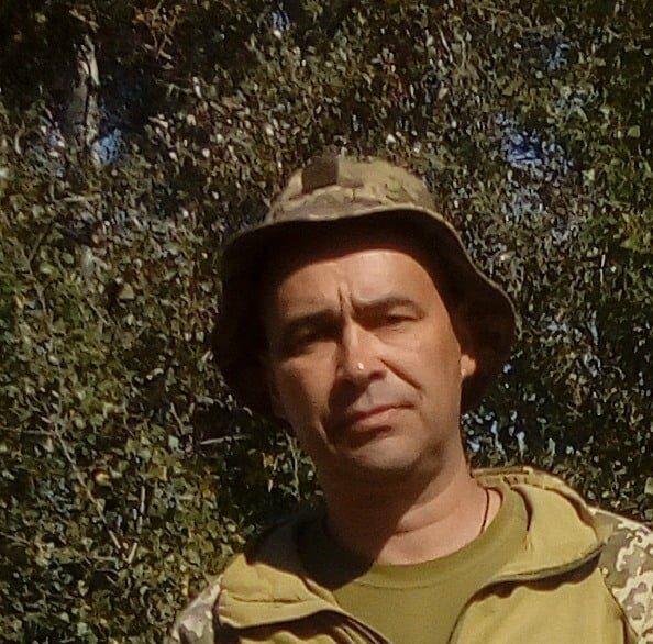 Капитан Александр Войтенко