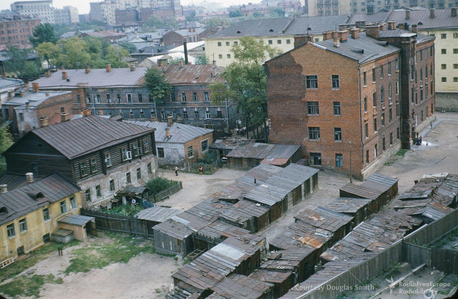 Как на самом деле выглядела Москва при Сталине