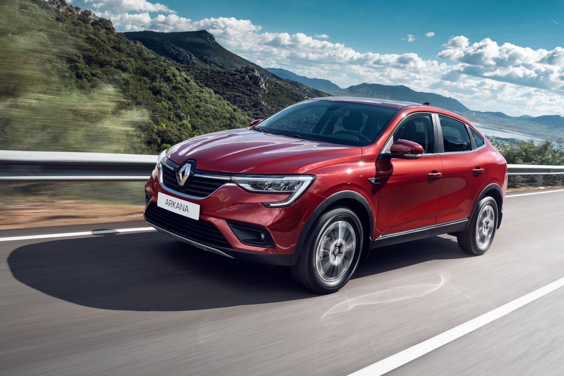 Renault Arkana собирают на ЗАЗе