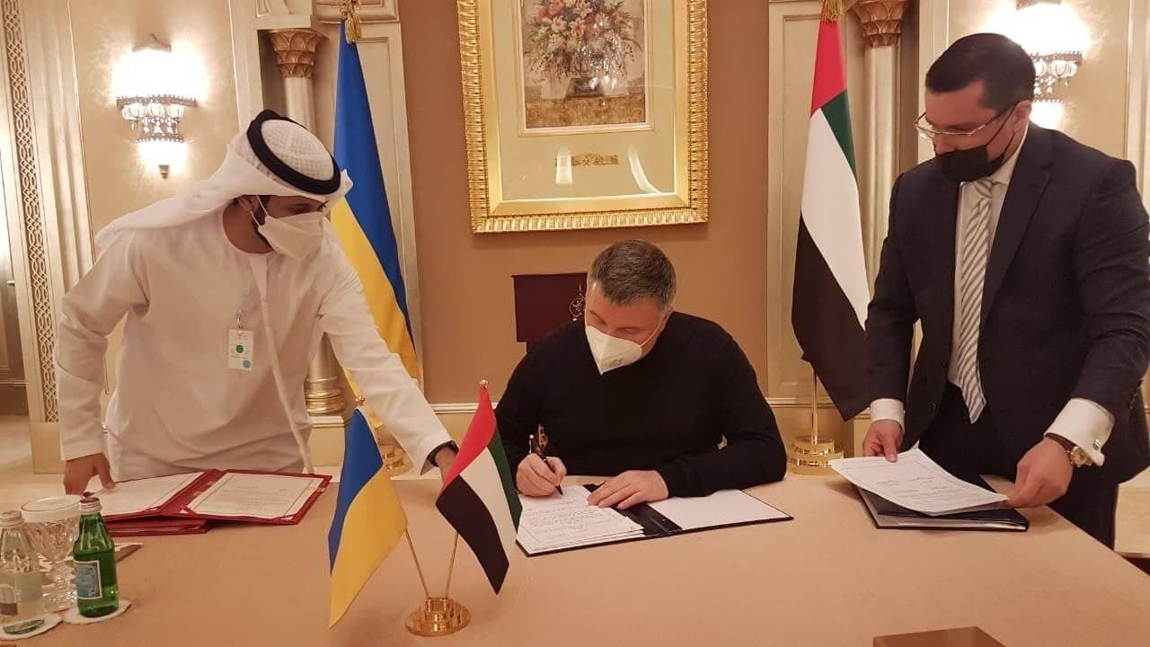 Аваков договорился совместно с ОАЭ бороться с преступностью и признавать водительские удостоверения
